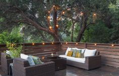 Cool Stunning Patio & Outdoor Deck Lighting to adorn your long night, check out!