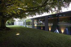 GOVAERT & VANHOUTTE architects - Notarishuys, Diksmuide, Belgium (2013) #houses