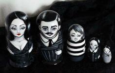 Addams matrioska