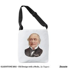 GLADSTONE BAG - Old Design with a Modern Day Twist Tote Bag