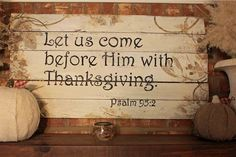 Thanksgiving Sign ... Love This!