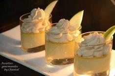 Crème brûlée de foie gras, espumas de pomme verte version Anne-Sophie Pic | Assiettes Gourmandes