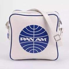 Panam Airlines Bag! I love it!
