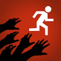 Zombies Run! If you want to run from something, this might be the app for you.