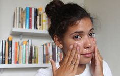 How to get rid of Sebaceous Filaments (Those little dots on your nose and cheeks!)