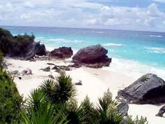 Bermuda -- one of my favorite places! It's on my bucket list of places to visit again.