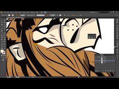 Tutorial Illustrator: Easy Coloring Techniques #Part 2 - YouTube