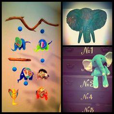 Elephant baby room