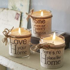 Linen Home Candles Pots - Set of 3  ᘡℓvᘠ□☆□ ❉ღϠ□☆□ ₡ღ✻↞❁✦彡●⊱❊⊰✦❁ ڿڰۣ❁ ℓα-ℓα-ℓα вσηηє νιє ♡༺✿༻♡·✳︎· ❀‿ ❀ ·✳︎· FR DEC 02, 2016 ✨ gυяυ ✤ॐ ✧⚜✧ ❦♥⭐♢∘❃♦♡❊ нανє α ηι¢є ∂αу ❊ღ༺✿༻✨♥♫ ~*~ ♪ ♥✫❁✦⊱❊⊰●彡✦❁↠ ஜℓvஜ
