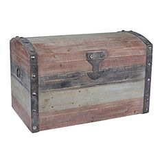 Shop For Old Fashioned Wooden Treasure Hope Chest. Get Free Delivery At  Overstock.com   Your Online Home Decor Shop! Get 5% In Rewards With Club O!u2026