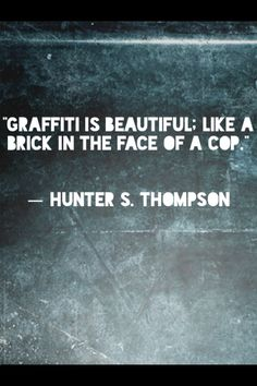 oh, Hunter...