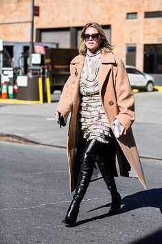 The Best Street Style from New York Fashion Week - Image 40