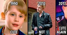 Stars Of Home Alone 25 Years Later - www. - Stars Of Home Alone 25 Years Later – www. Telefon Hacks, Home Alone 1, Kevin Home Alone, Kevin Mccallister, Pool Party Outfits, Macaulay Culkin, Spy Kids, Celebrities Then And Now, Character Home