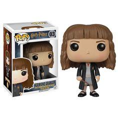 Harry Potter Hermione Granger Pop! Vinyl Figure #PopVinyl #Funko #HarryPotter #Hermione