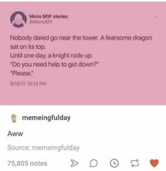 dragon & knight (I need this to be a book!)