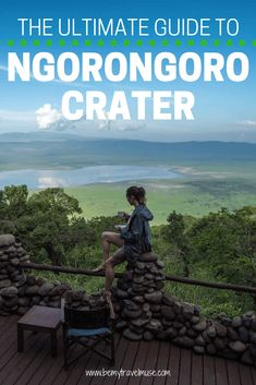 Essential tips for the best chance of seeing wildlife (like rhinos, lions, and elephants), where to stay, & who to go with for the Ngorongoro Crater. Arusha, Africa Destinations, Travel Destinations, Travel Guides, Travel Tips, Travel Stuff, Diani Beach, African Safari, East Africa