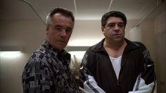 The Sopranos: Season 1, Episode 4 Meadowlands (31 Jan. 1999)  Vincent Pastore , Salvatore 'Big Pussy' Bonpensiero, Tony Sirico , Paulie 'Walnuts' Gualtieri,