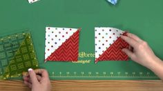 The Fons & Porter staff show you how to make the Merry Go Round quilt.