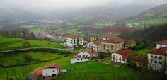 La belleza del valle de Baztán en Navarra