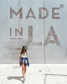 Made in LA, Melrose, CA. Instagram: @viihrocha