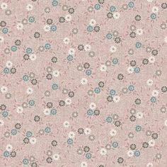 Flower Scroll Pink from Makower Fabulous Fabrics, Haberdashery, Textured Background, Blush Pink, Serenity, Quilts, Flower, Phone Case, Cotton