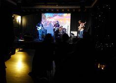 Jen & The Gents play The Voodoo Rooms 27.03.14