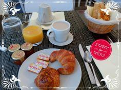 Colazione a Cannes, inizio di un giorno super