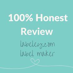 online label maker