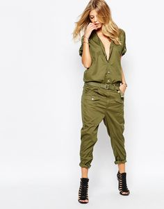 G-Star Cargo Jumpsuit