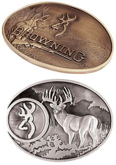 These men's accessories - Browning belt buckles - can make the best gifts.