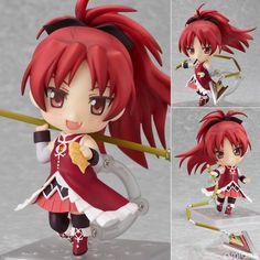 AmiAmi [Character & Hobby Shop]   (Pre-owned ITEM:A/BOX:B)Nendoroid - Puella Magi Madoka Magica: Kyoko Sakura(Released)