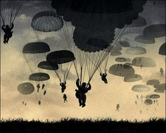 Band of Brothers - E Company, 506th PIR, 101st Airborne Division