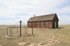 The Cowans School, Lincoln County, is located near County Road J and County Road 10. Page 98 B 2 7987 Co Rd 10 Ordway, CO 81063