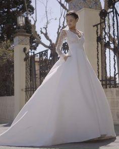 Fancy Wedding Dresses, Classic Wedding Gowns, Sweetheart Wedding Dress, Bridal Dresses, Vintage Gowns, Wedding Preparation, Girls Dream, Weeding, Every Girl