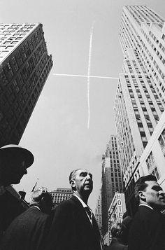 New York City, 1959. © Burt Glinn / Magnum Photos
