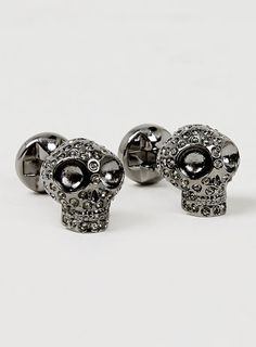 Noose And Monkey Cuff links*