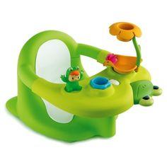 Siège de bain Cotoons : Vert Smoby - Magasin de Jouets pour Enfants