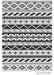 fair isle knitting patterns - Google zoeken