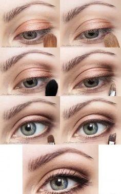 Top 10 Morning in-a-Rush Makeup Tutorials - Top Inspired - - Top 10 Morning in-a-Rush Makeup Tutorials – Top Inspired Make-Up Inspiration – Augen Make-Up & Co! Top 10 Morgen-in-a-Rush Make-up Tutorials —- Erdfarben Make-up Makeup Hacks, Makeup Inspo, Makeup Inspiration, Makeup Tips, Makeup Ideas, Diy Makeup, Makeup Trends, Fast Makeup, Makeup Set