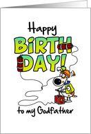 Birthday Wishes for Godfather