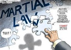 martial law coming