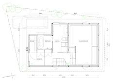 Gallery of The Corner House in Kitashirakawa / UME architects - 20