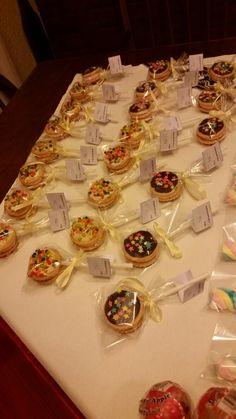 galletitas decoradas, golosinas decoradas, souvenirs, cumpleaños, mesa de dulces, ideas