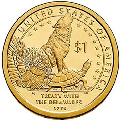 2013 S Proof Treaty With the Delawares Sacagawea Native American Dollar Choice Uncirculated US Mint – Shopping Guide American Dollar, American Coins, American History, Us Coins, Rare Coins, Sacagawea Dollar, Valuable Coins, Coin Design, Mint Coins