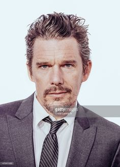 Ethan Hawke attends the premiere of 'Good Kill' during the 2015 Tribeca Film Festival at BMCC Tribeca PAC on April 19, 2015 in New York City.