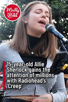 The 3 Busketeers are absolute naturals when it comes to playing 'Creep'. Any lead singer would be happy to have them as a backup. #Music #Singing #Alliesherlock #Radiohead