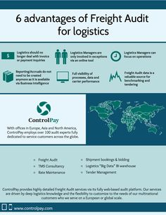 How logistics can profit from Freight Audit
