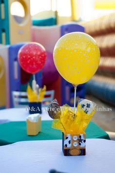 centro de mesa toy story - Pesquisa Google