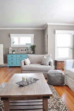 Beth's New-Meets-Old Beach Cottage Inspired Bungalow — House Tour | Apartment Therapy