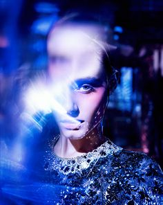 Metallic - Diva Magazine, project by Elizaveta Porodina - ego-alterego.com